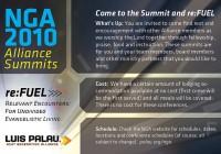 NGA Summit Ad