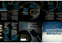 acoustiYah album layout