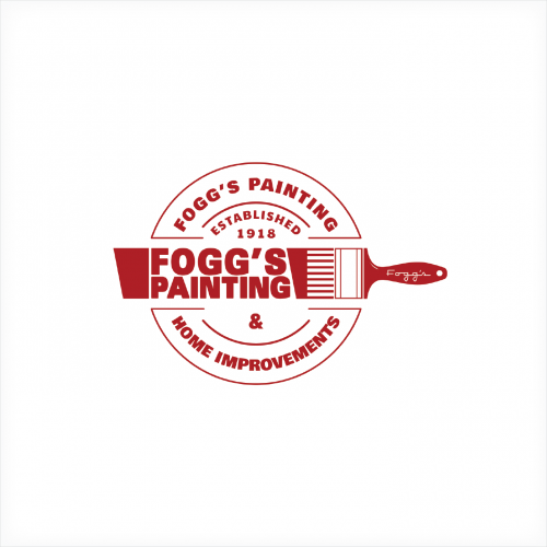 Fogg's Painting Logo