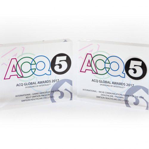 Simpson ACQ5 Award