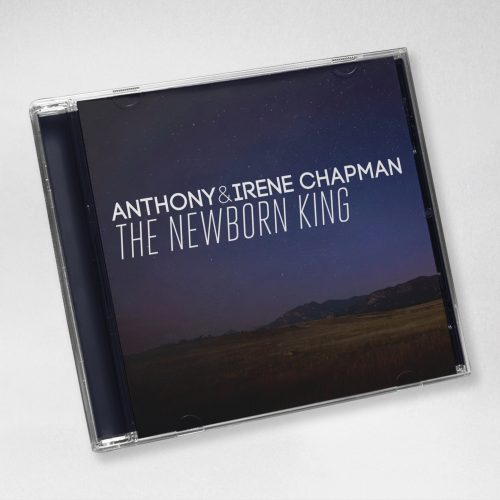 The Newborn King Album Design