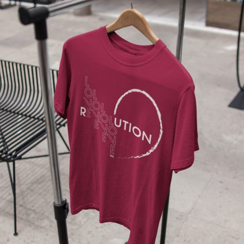 Axiomwear Love Revolution Tee